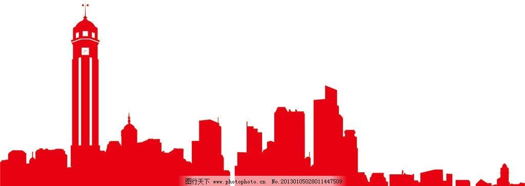重庆 解放碑 线条 标志性图片_建筑设计_环境设计_图