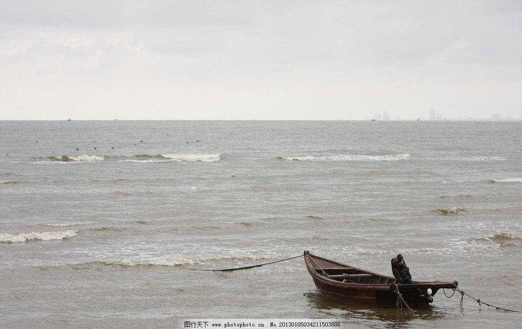 北戴河风景图片