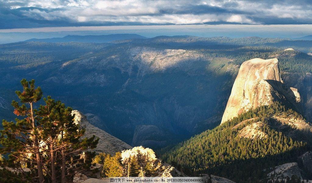 山崖 旅游 大山 自然 国外 平原 自然景观 自然风景 摄影