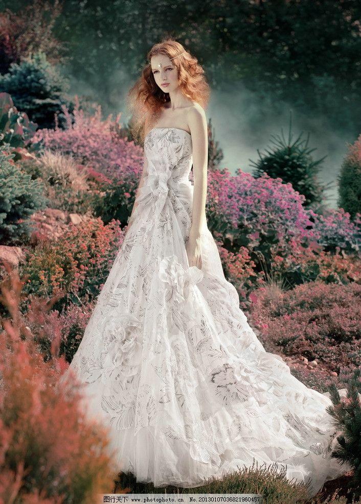 婚纱 婚纱照 706_987 竖版