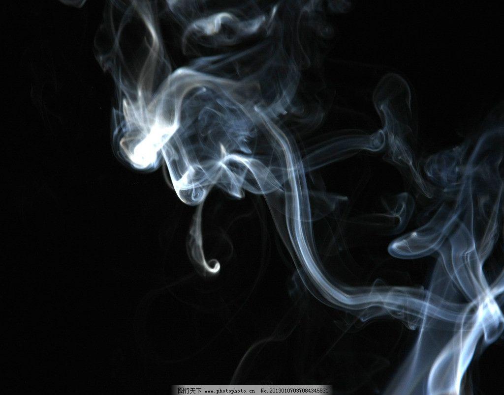 古风烟雾手绘 线稿