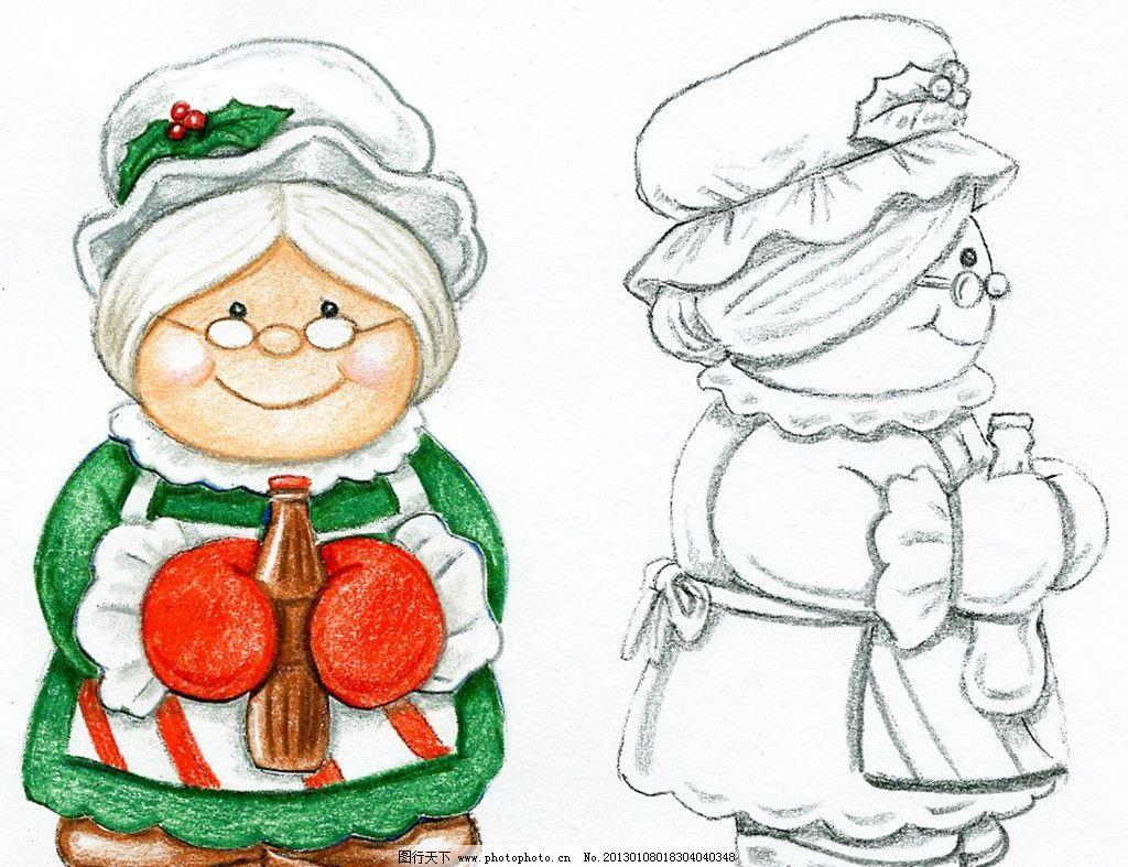 2018婆婆穿旗袍头型