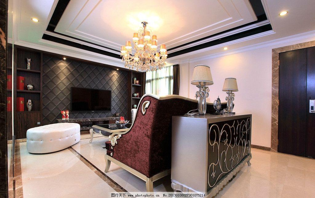裸色 软装 布艺 室内 3d设计 样板间 现代欧式室内装修 精装房 家居