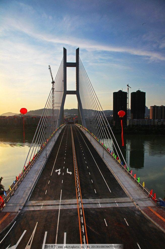 百色东合大桥图片