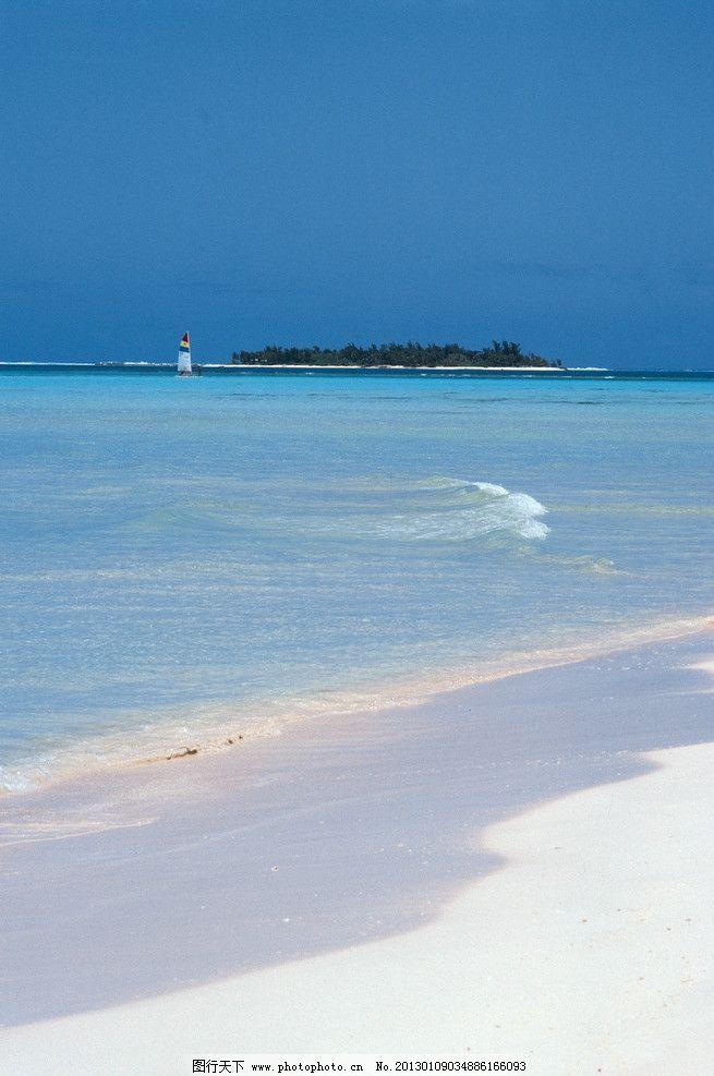 沙滩海景手机壁纸