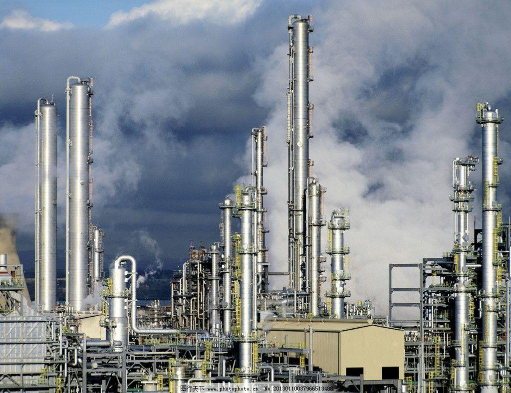 石油精炼图片