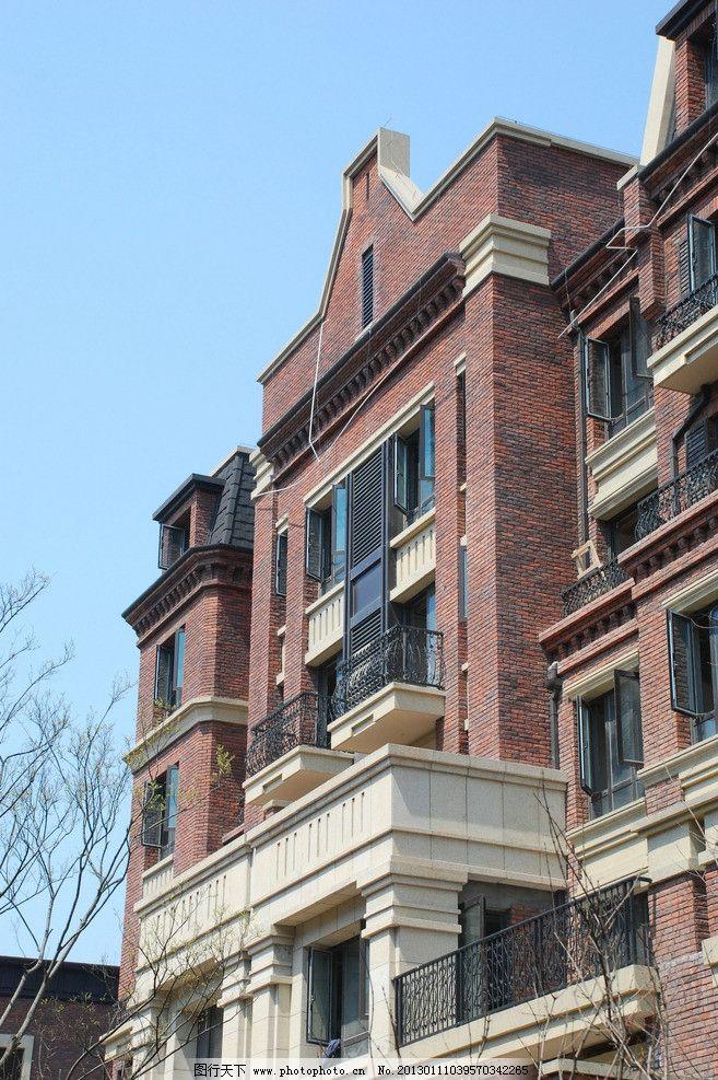 美式住宅 景观 住区 建筑 美式建筑 欧式 居住区景观 园林建筑 建筑图片