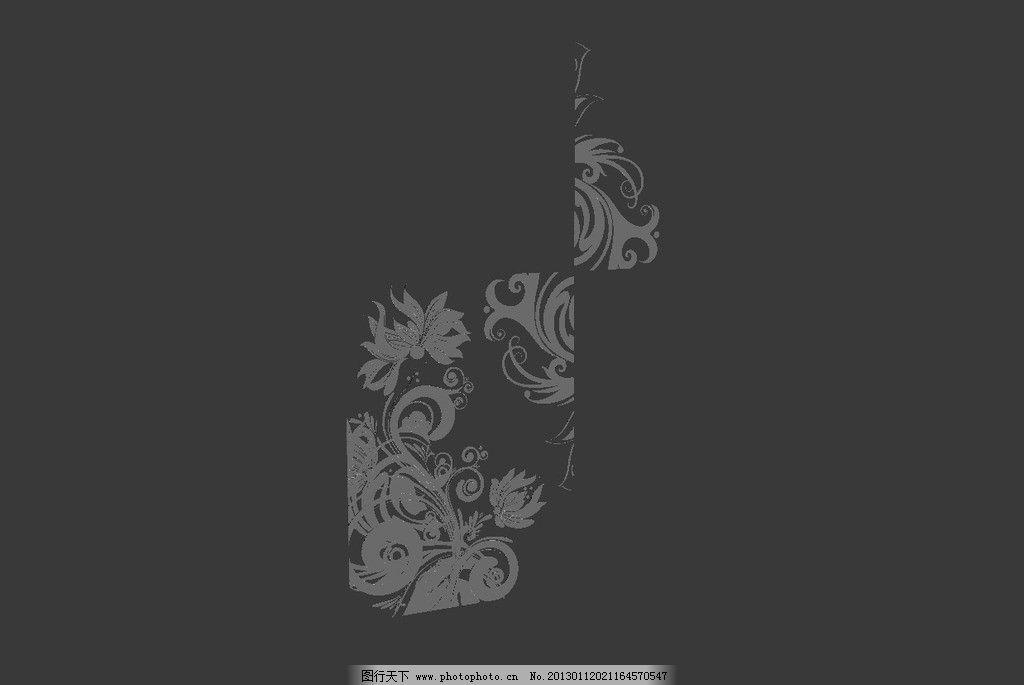铁艺模型 欧式雕花 效果图3d文件 室内模型 3d设计模型 源文件 max