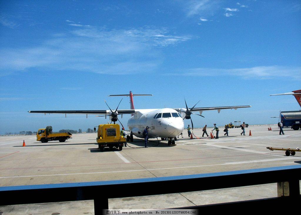货运飞机图片