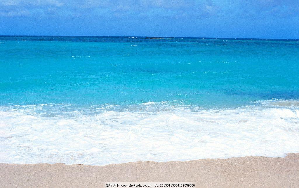 蓝色沙滩 蓝色 海洋 海浪 沙滩 自然摄影 自然风景 旅游摄影 摄影 350