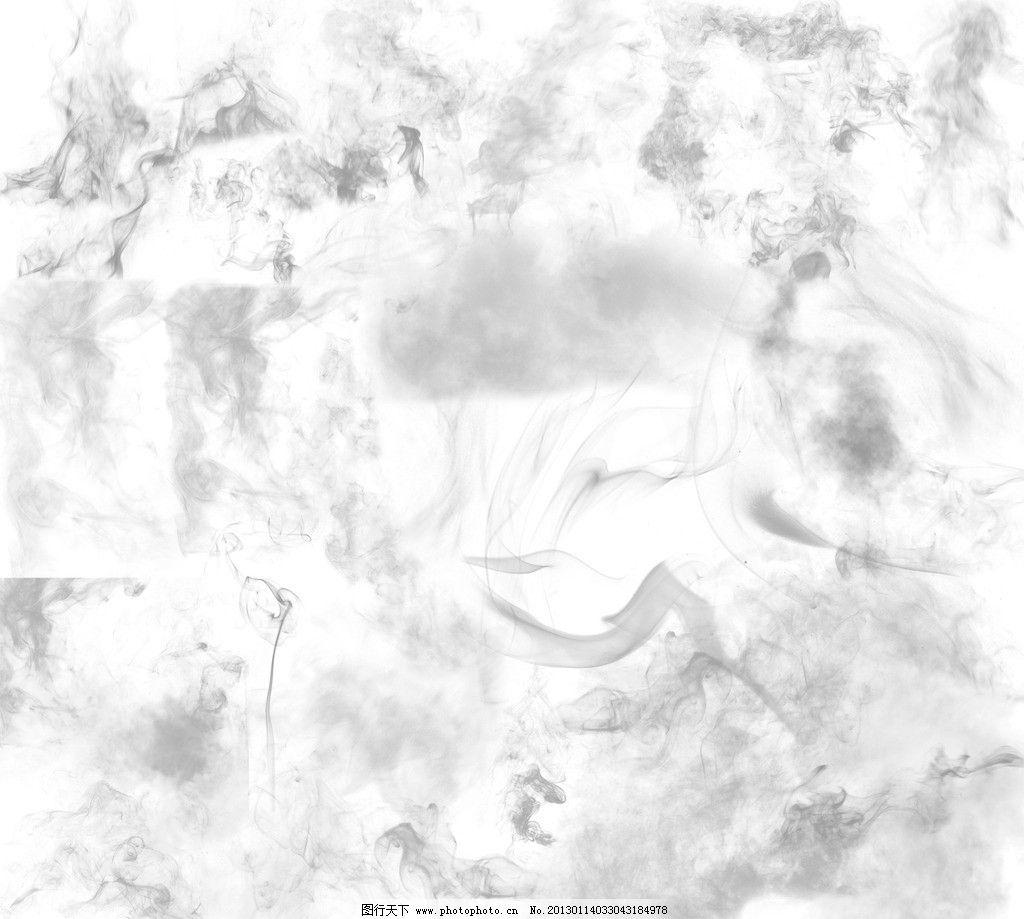 黑白装饰画木头花纹