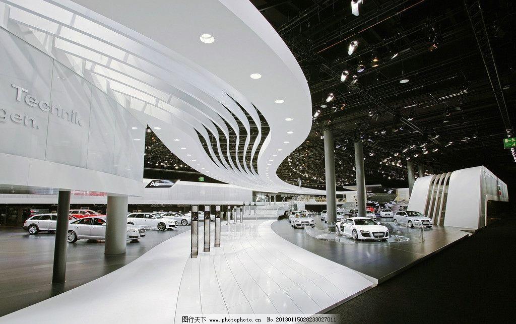 汽车展厅图片