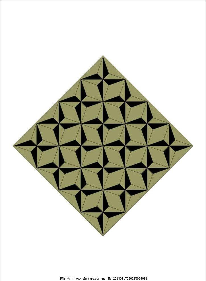 几何菱形图片_背景底纹