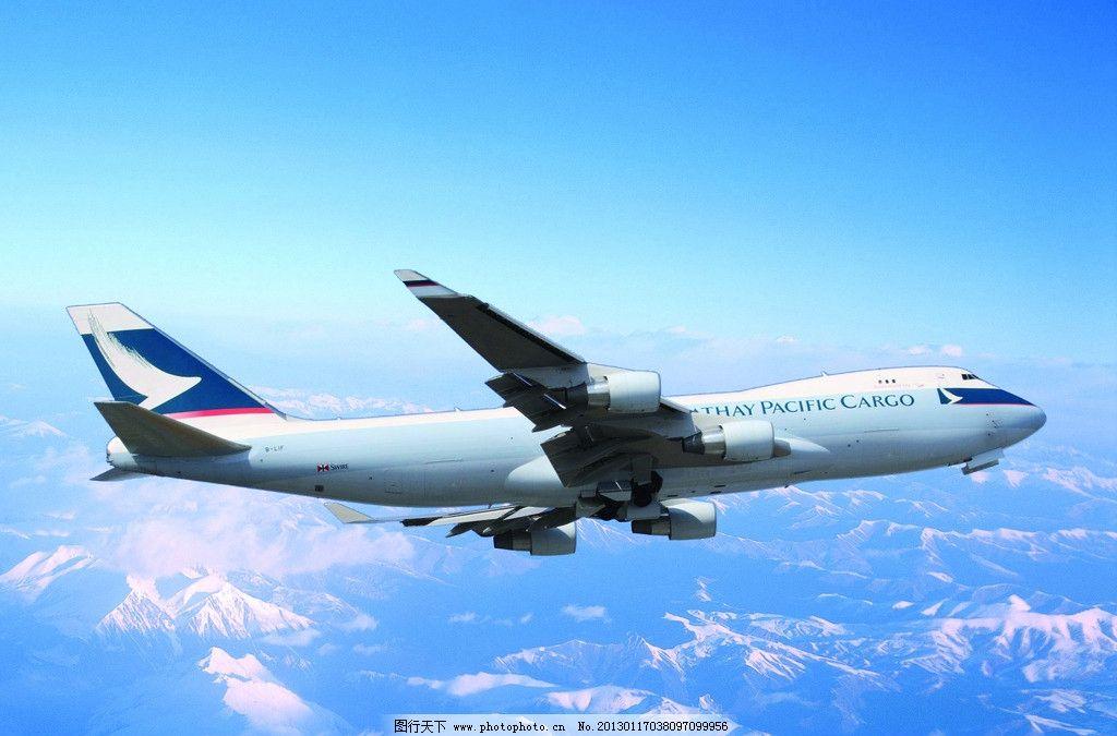 国泰航空飞机图片