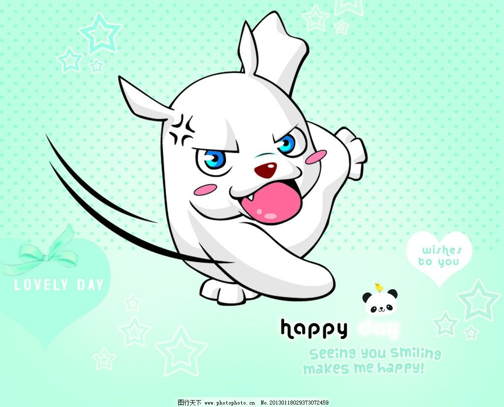 可爱 本子 卡通动物 艺术字 超萌 圆点装饰 线条装饰 可爱背景 可爱