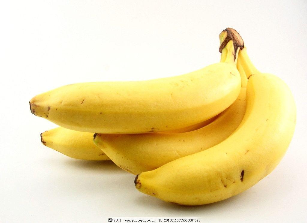 呆萌可爱简笔画香蕉