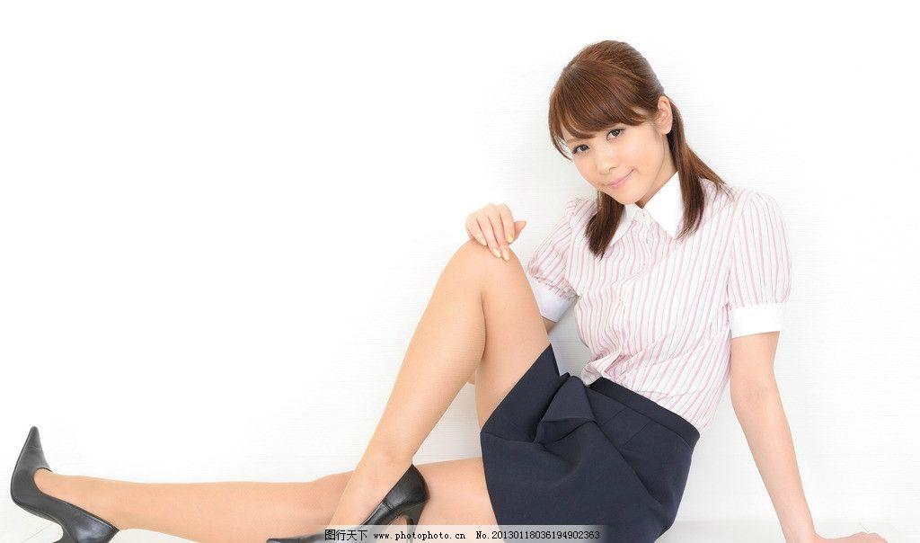 可爱ol美女 气质美女 美腿 职业装 高跟 清纯 性感美女 职业人物