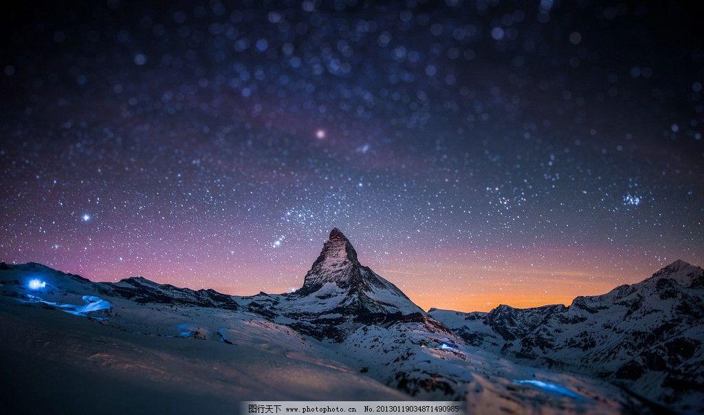 南极 海洋 海水 浪花 冰山 冰川 天空 星星 星空 夜晚 风景 自然风景