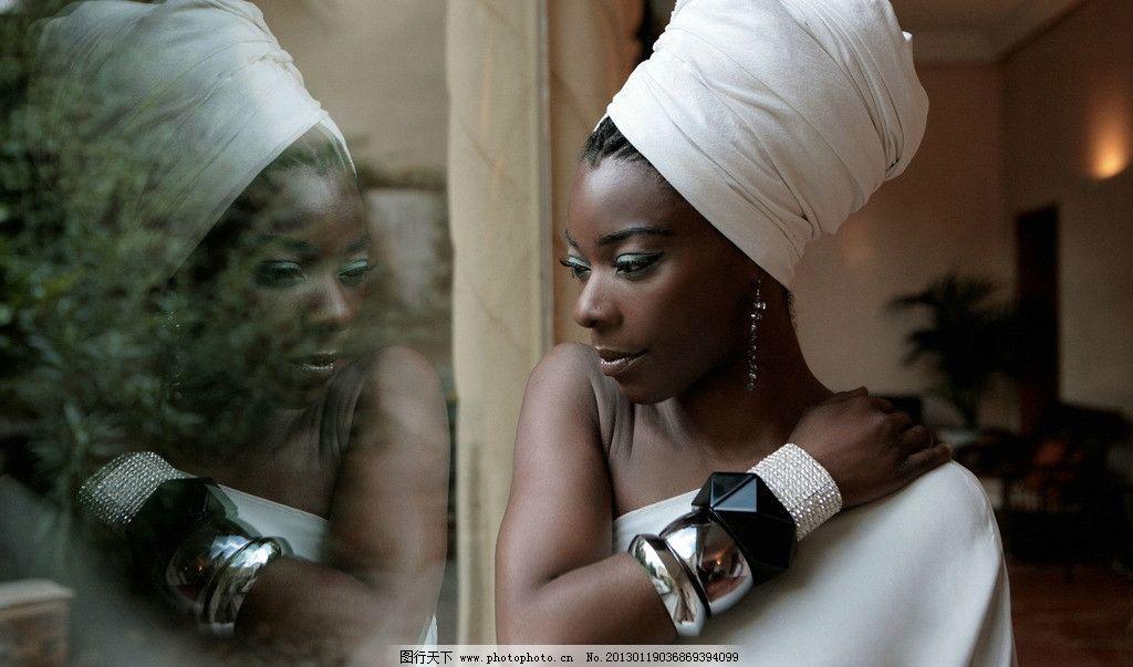 非洲女人图片