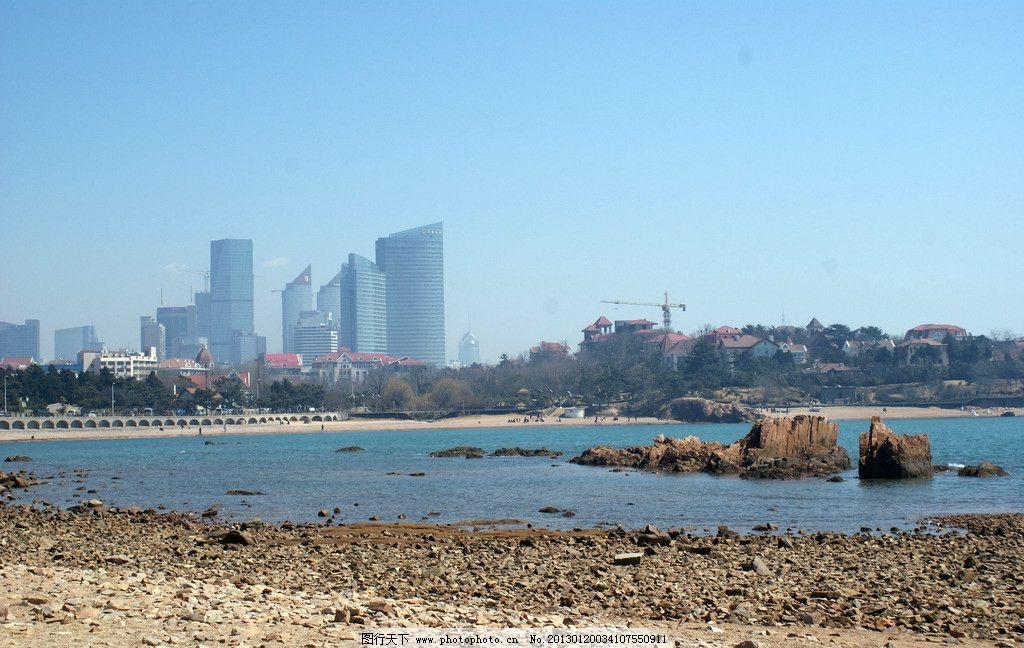 青岛海边的风景图片