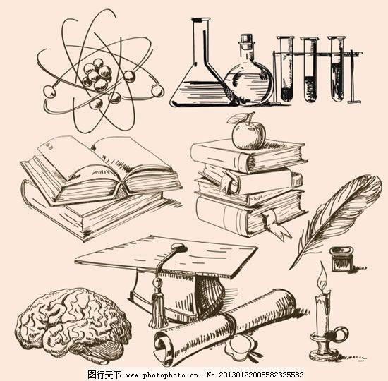 数学物理化学工具素材免费下载