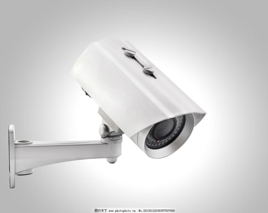 摄像头 监视器 监控器 监控 现代科技 科学研究 摄影 300dpi jpg