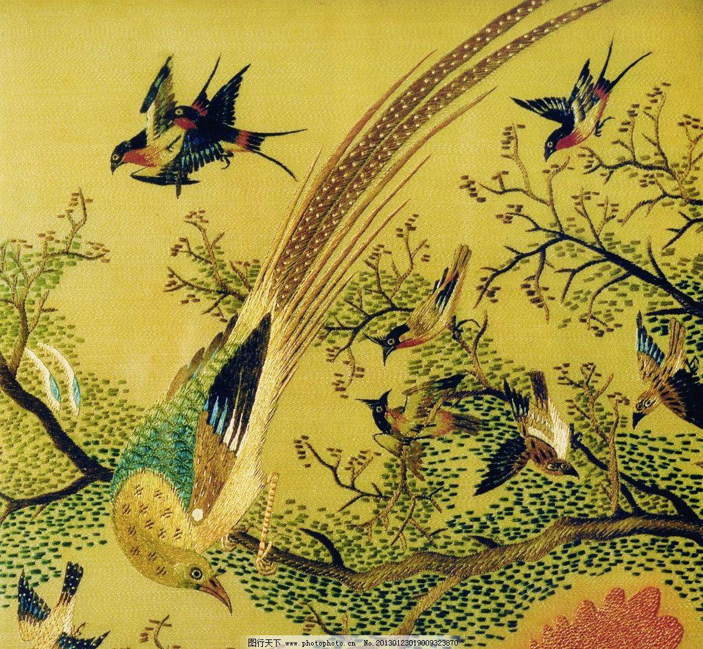 喜鹊 传统 喜鹊图 古代 鸟画 绘画书法 文化艺术 设计 300dpi tif