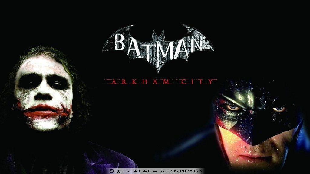 蝙蝠侠 黑暗骑士崛起 蝙蝠 小丑 酷海报 电影 克里斯蒂安贝尔 电影