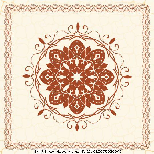 矢量欧式古典花边素材 矢量欧式古典花边素材免费下载 边角 边框