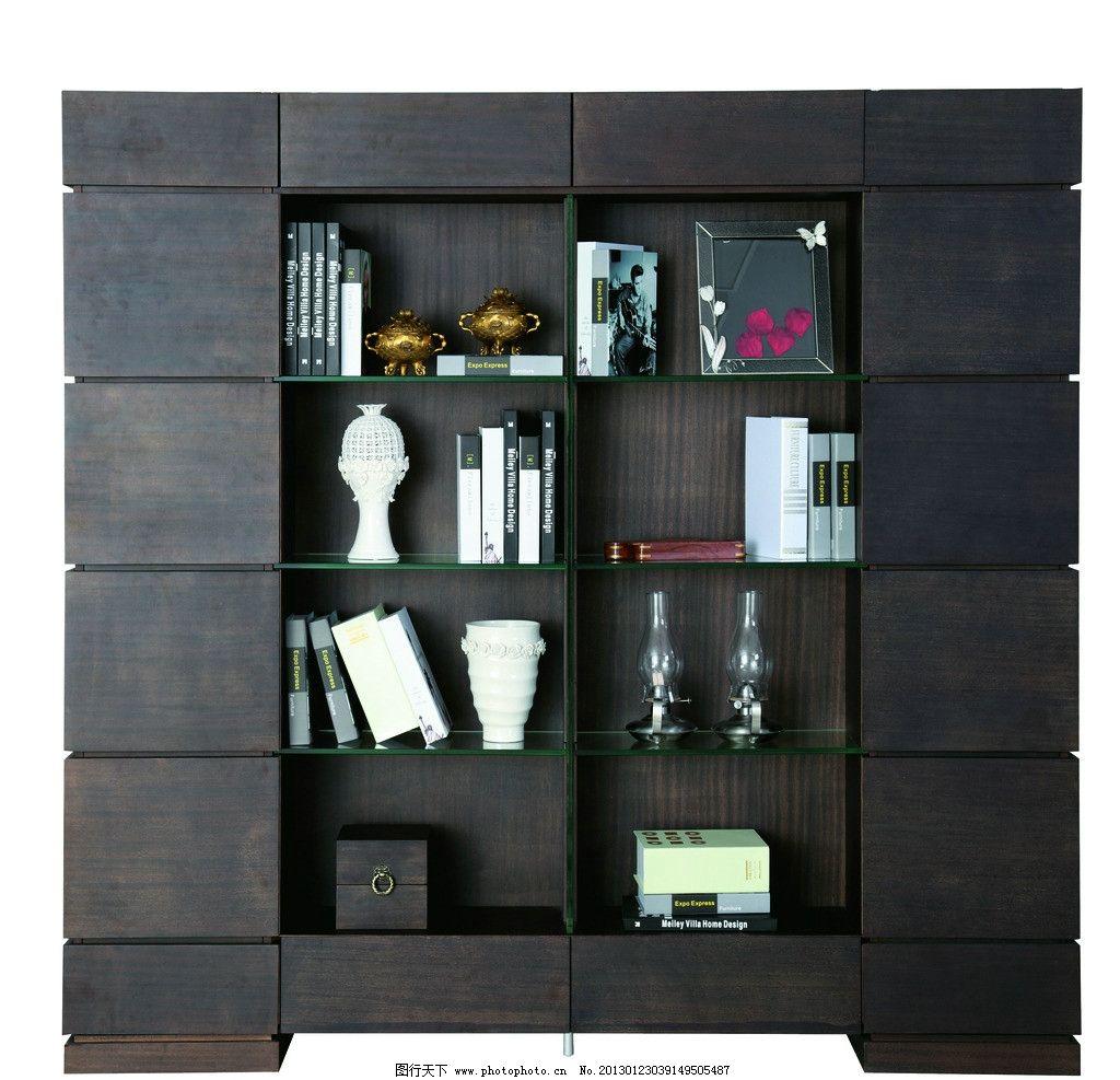 欧式书柜 书柜 家具 艺术