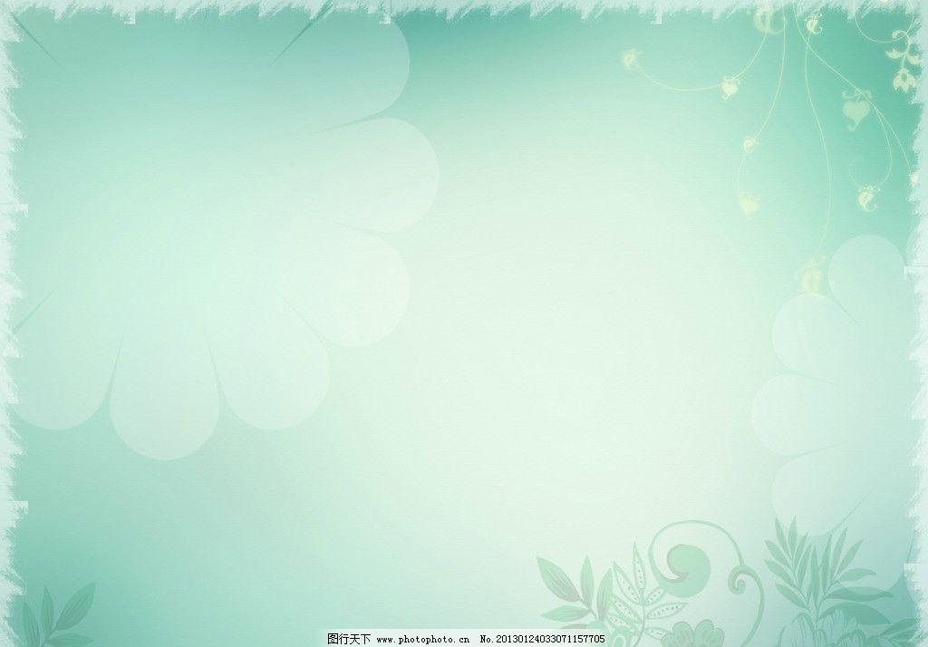 欧式相框 婚纱 国外相框 绿色 清晰 底纹 背景 花纹 写真相册 个人