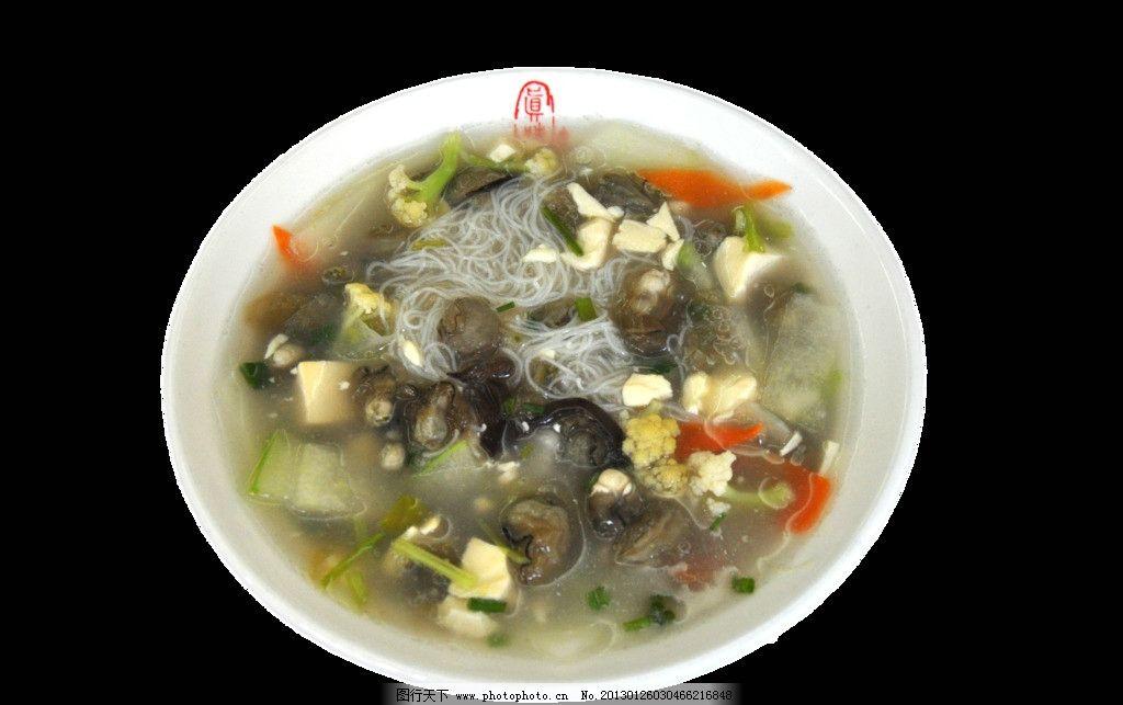 海鲜面 美味炒饭 美食摄影