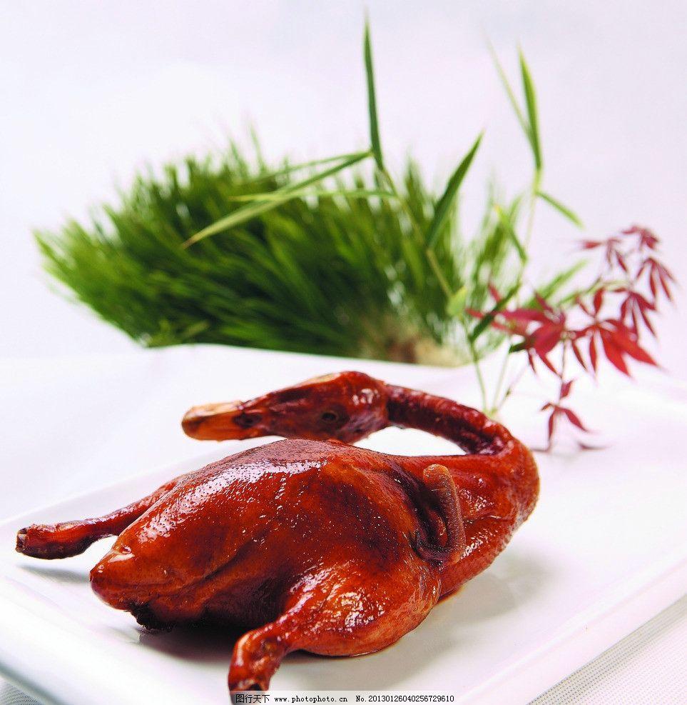 吊烧bb鸭 烧鸭 三杯鸭 美食 鸭子 传统美食 餐饮美食 摄影 573dpi jpg图片