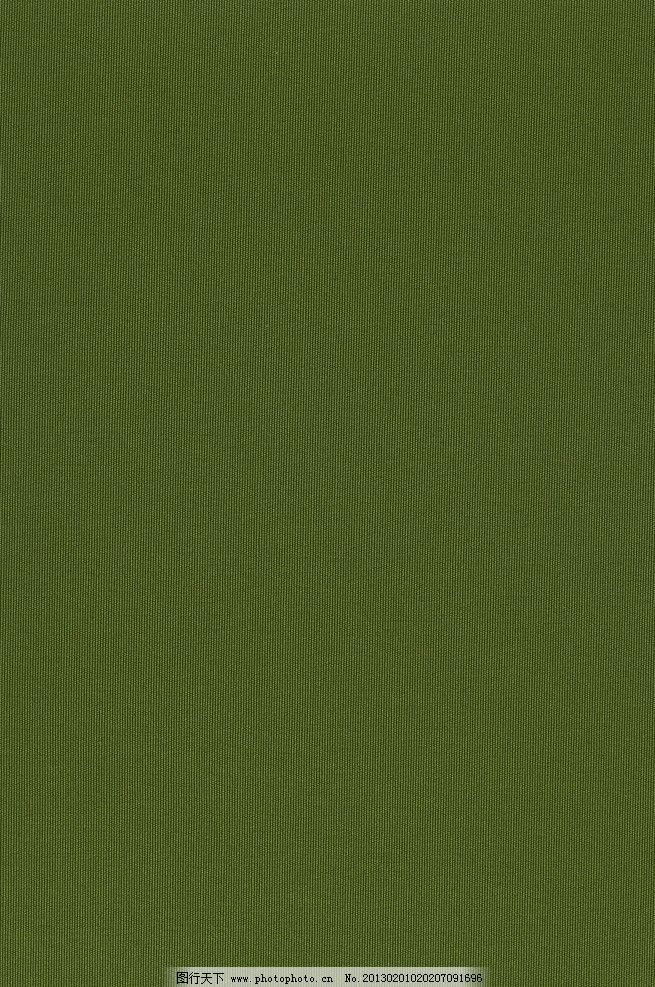 超精细深绿色布纹贴图