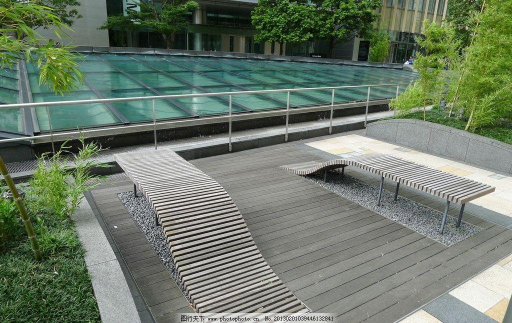 六本木之丘的街道小品 六本木之丘景观 座椅设计 铺地设计 日本商业