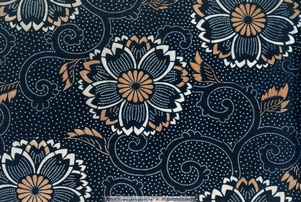 蓝色布纹 蓝色 布纹 深蓝色 花型 底纹 格子 花边 背景 底纹背景 底纹