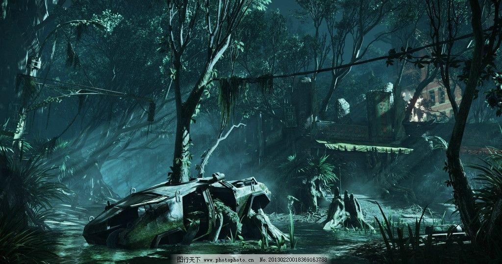 孤岛危机3(crysis 3)图片