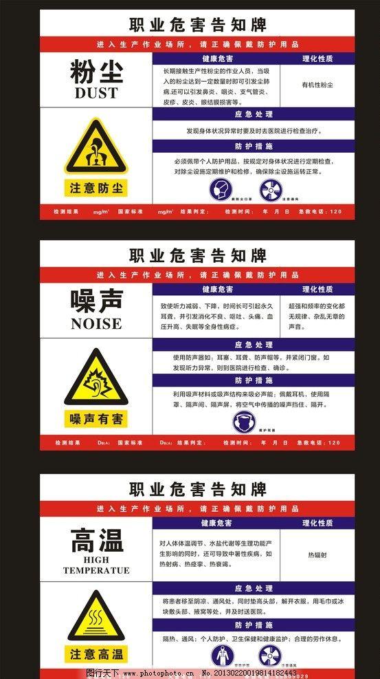 噪音 警示 矢量图