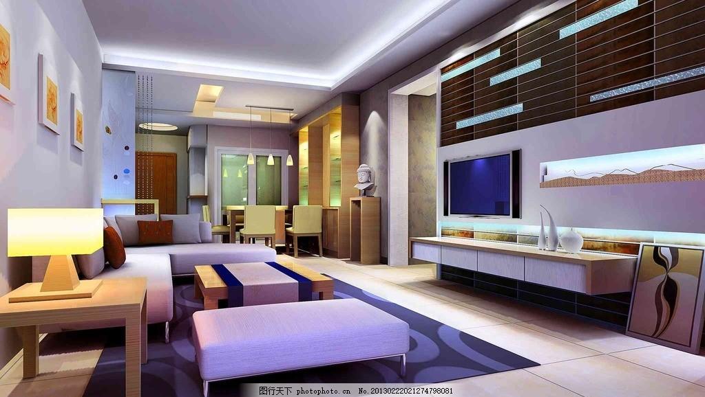 客厅 沙发 家具 豪华装修 别墅样板房 高端别墅 休闲室 欧式装修 房屋