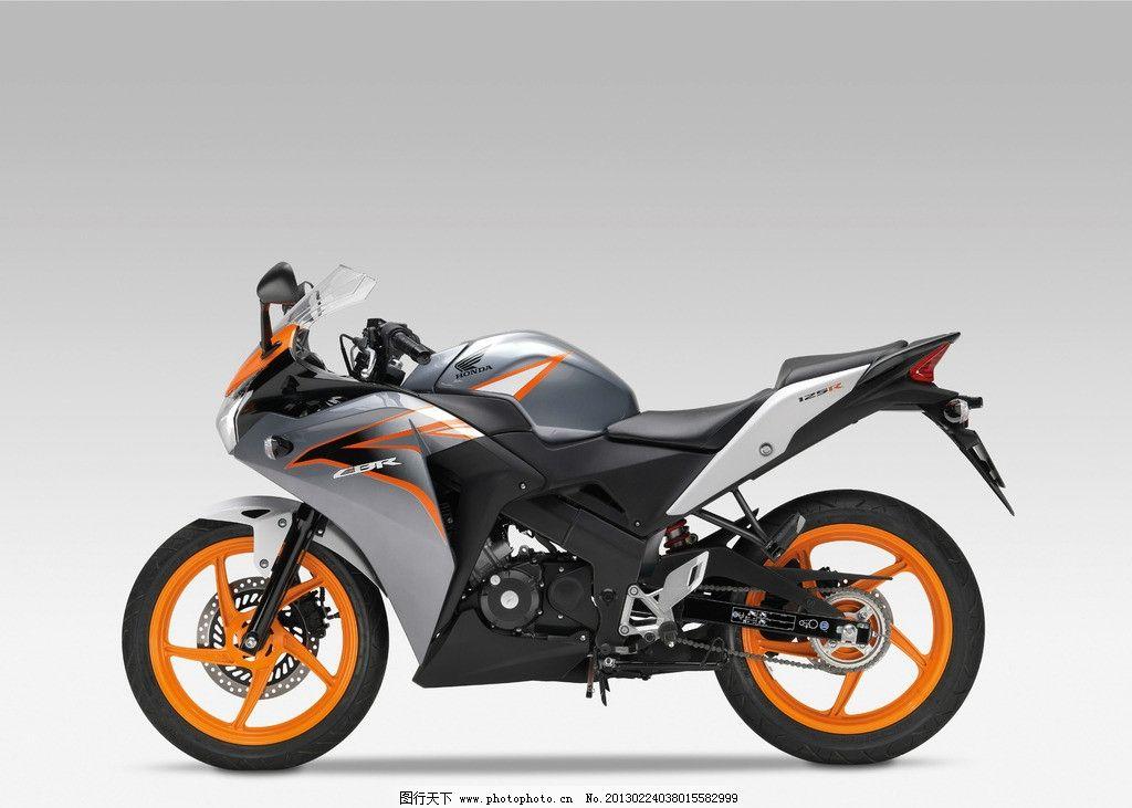 两轮摩托车 外观霸气 性能优越 日本品牌 原产地制造 现代交通工具