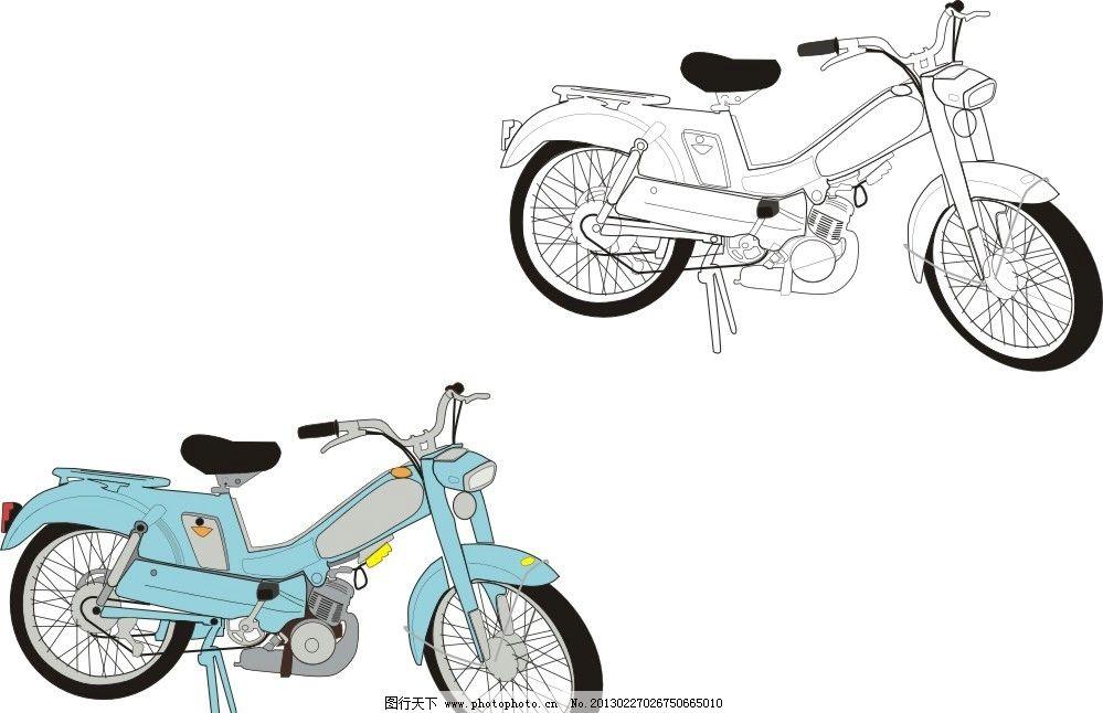 电动车 自行车