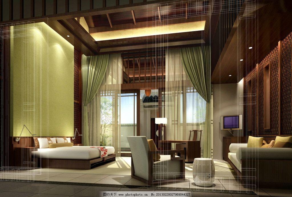 古建筑 仿古 古典 传统建筑 中式 中式风格 传统风格 酒店 饭店