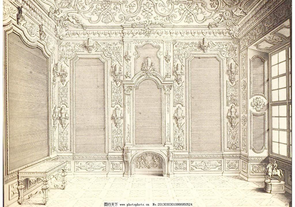 欧式大厅模板下载 欧式大厅