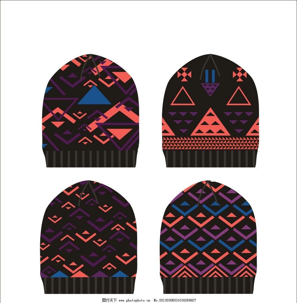 帽子 几何图形 三角形 其他设计 广告设计 矢量 cdr