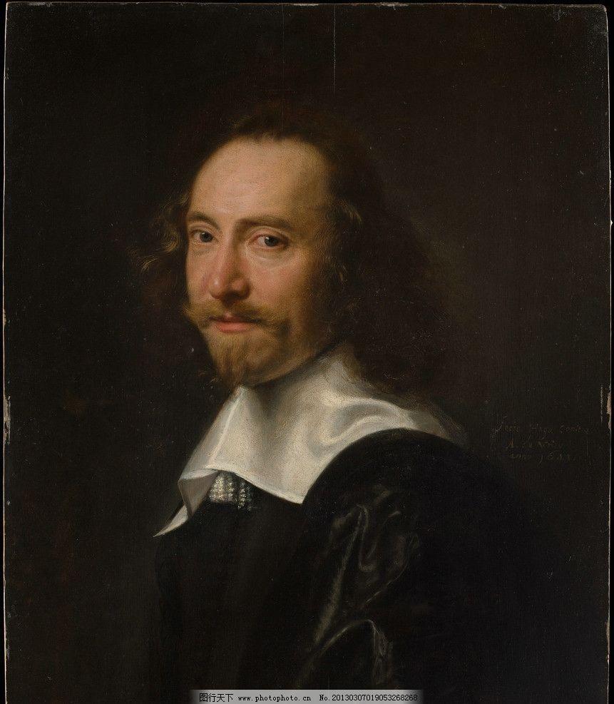 大师作品 欧式油画 欧美油画 古典油画 人物头像 绘画书法 文化艺术