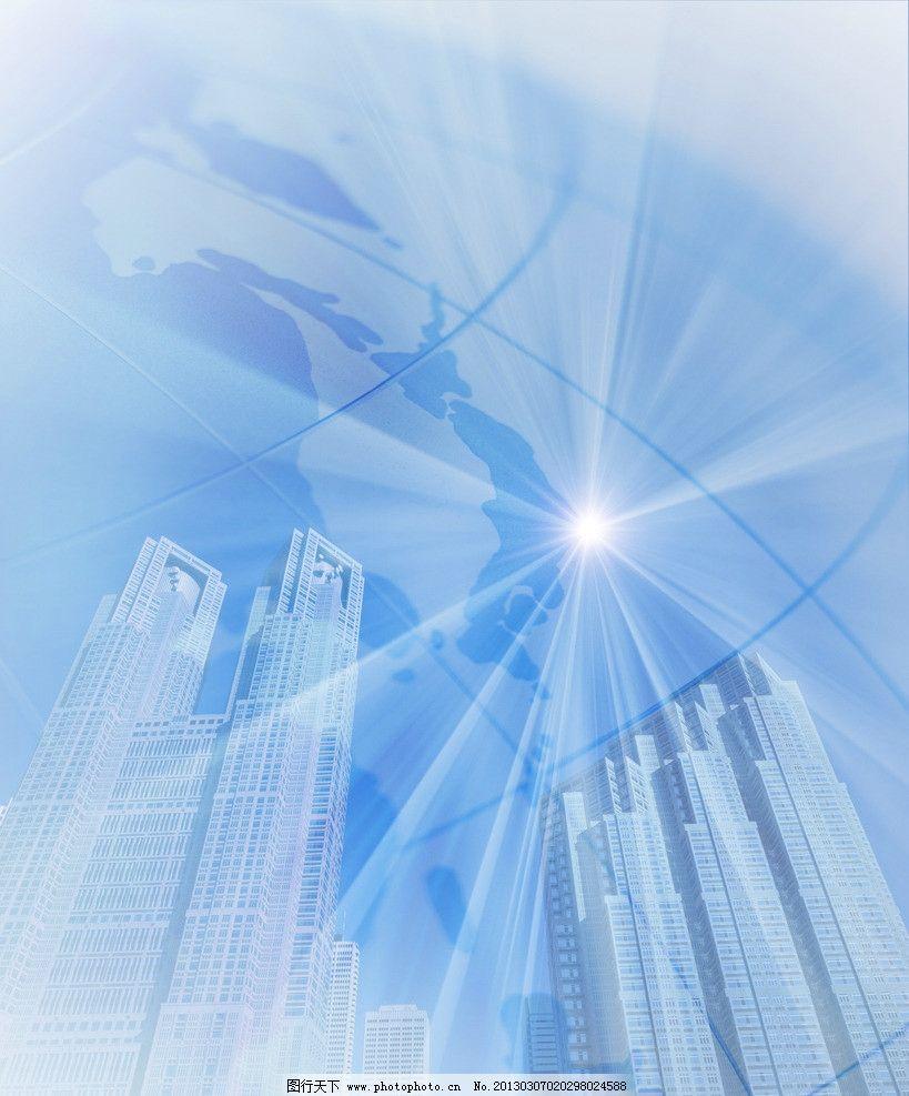 城市科技图片_背景底纹_底纹边框_图行天下图库
