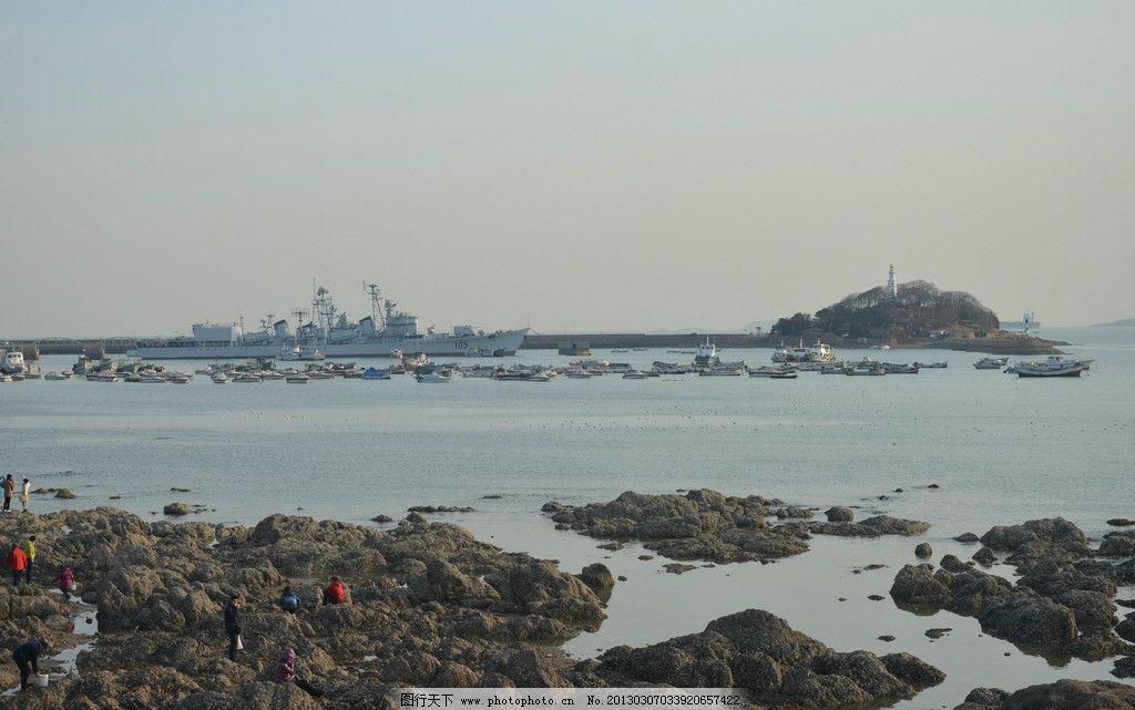 小青岛港湾图片_国内旅游_旅游摄影_图行天下图库