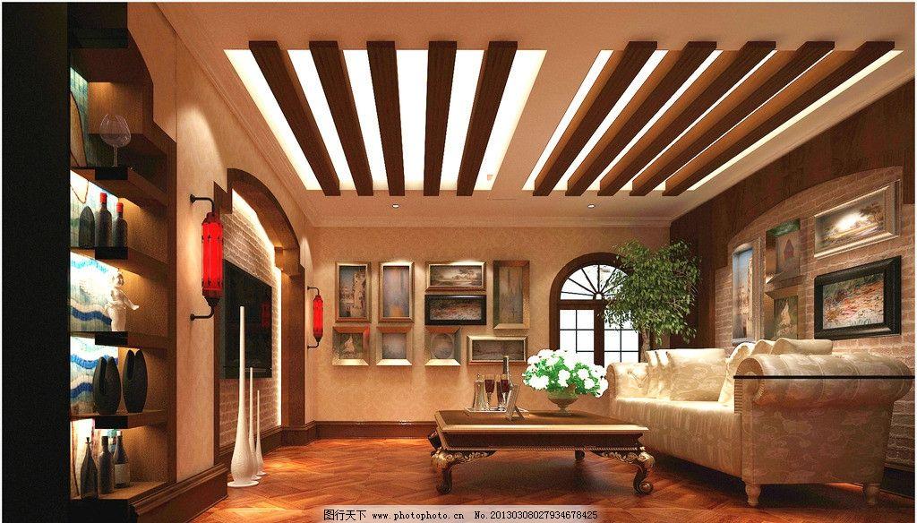 室内设计 欧式      沙发        室内设计效果图资料 环境设计 设计