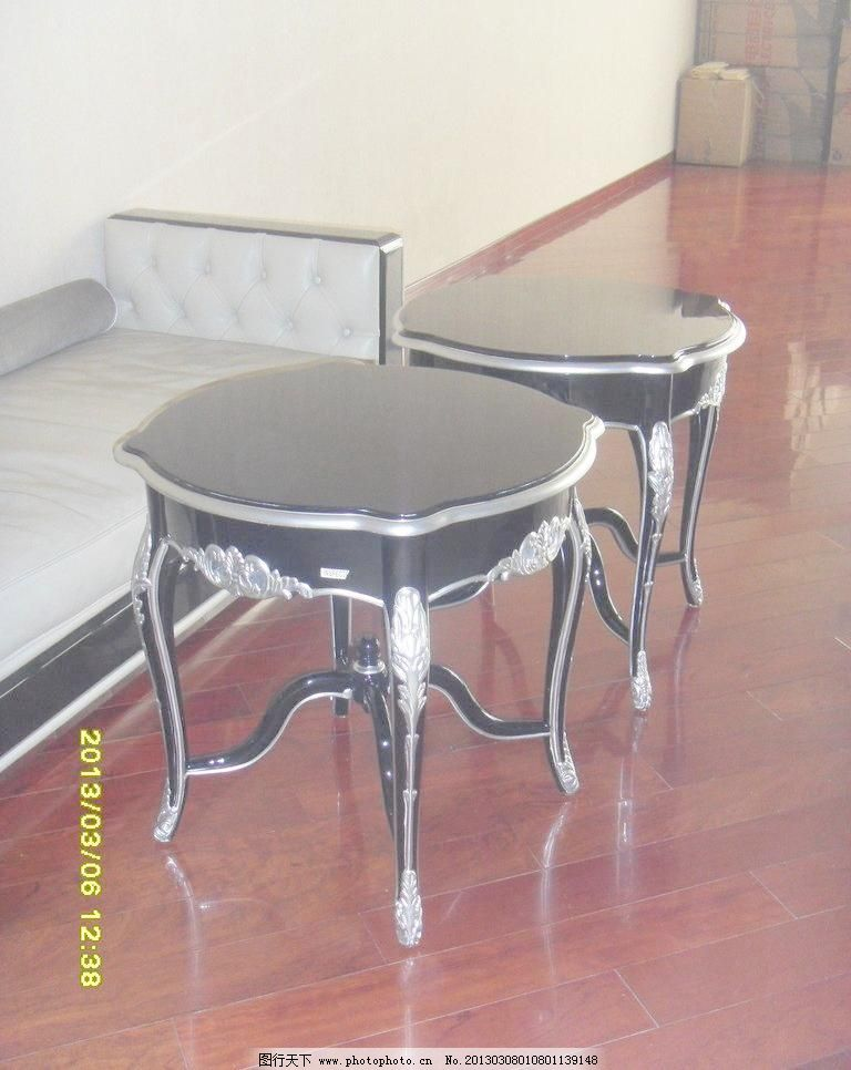 欧式桌子图片