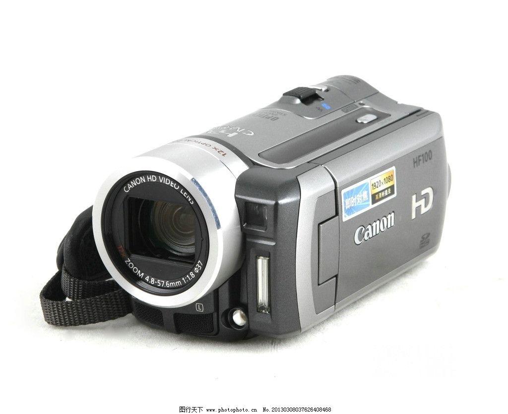 佳能 数码 摄像机图片